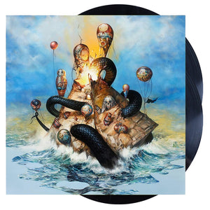 Circa Survive - 'Descensus' Black 180 Gram Vinyl