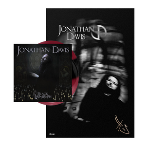 Jonathan Davis - 'Black Labyrinth' Anniversary Bundle