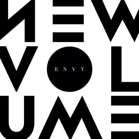 New Volume - 'Envy' CD