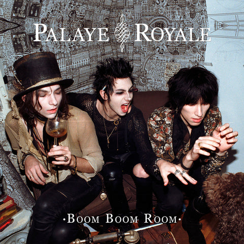Palaye Royale - 'Boom Boom Room' CD Digipak