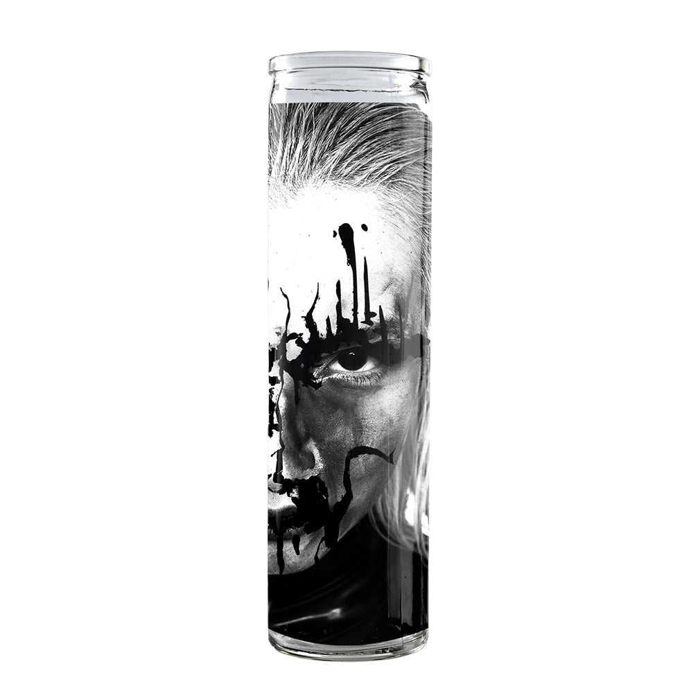 Poppy - Prayer Candle