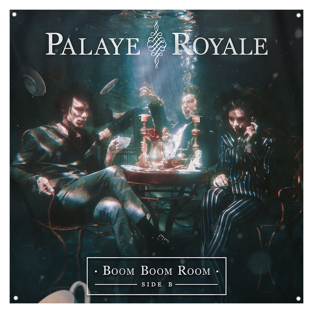 Palaye Royale - Side B Wall Flag