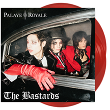 Palaye Royale - The Bastards Transparent Red / Worldwide Retail Variant