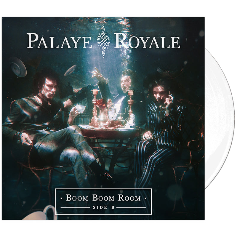 Palaye Royale - 'Boom Boom Room (Side B)' Opaque White Vinyl