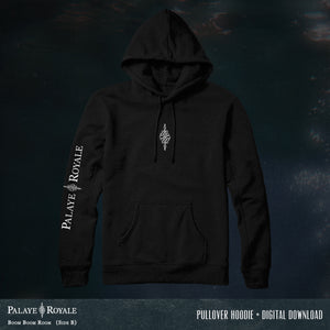 Palaye Royale - 'Boom Boom Room (Side B)' Pullover Logo Hoodie Flash Bundle