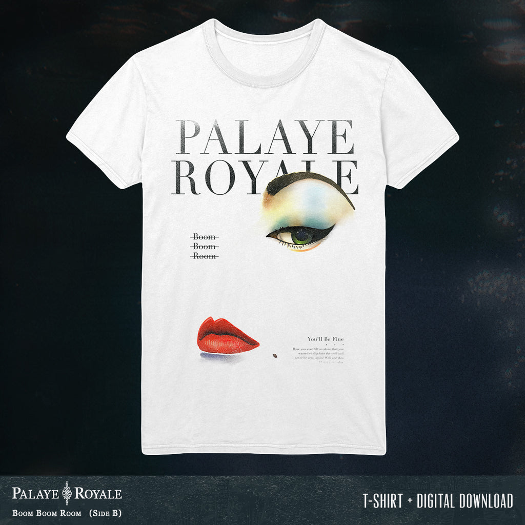 Palaye Royale - 'Boom Boom Room (Side B)' One Day Tee Flash Bundle