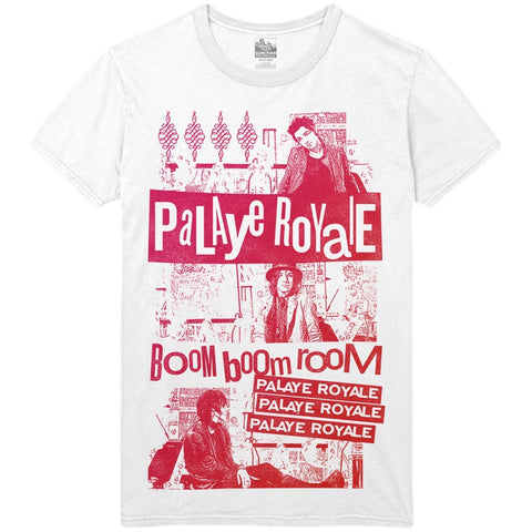 Palaye Royale- Cut and Paste Tee