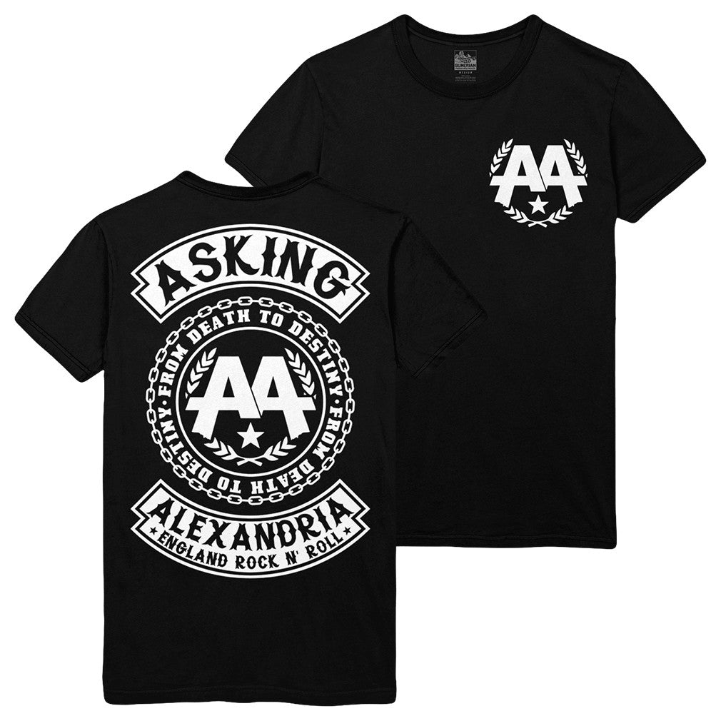 Asking Alexandria - Patches 2.0