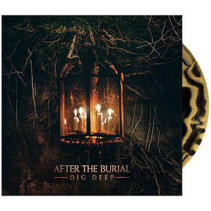 After The Burial - 'Dig Deep' Light Yellow & Black Vinyl