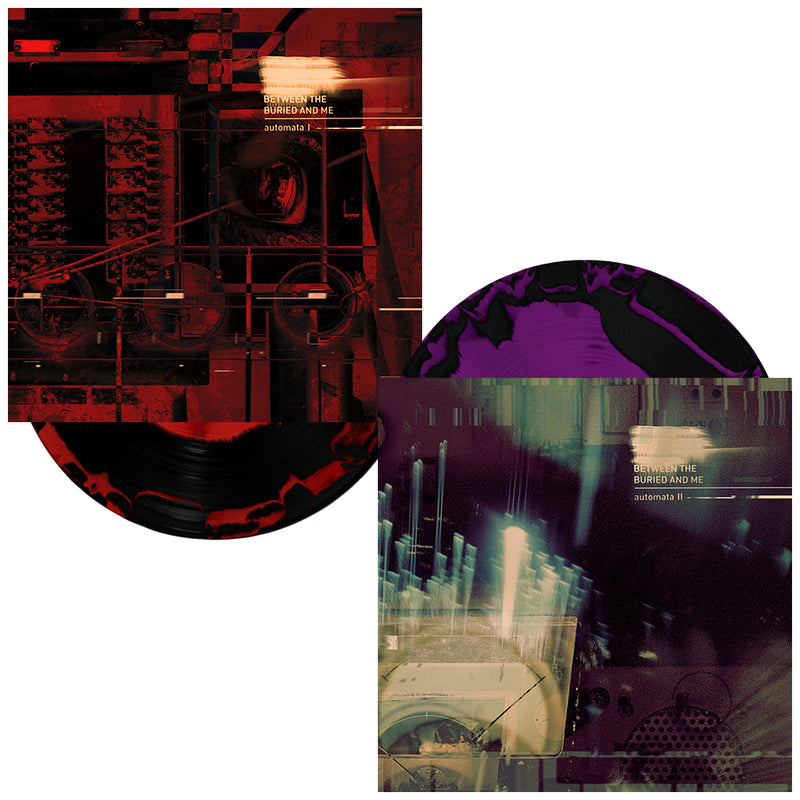 Between The Buried And Me - 'Automata Part I & Part II' Vinyl Bundle