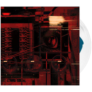Between The Buried And Me - 'Automata I' Clear w/ Blue Spill Vinyl
