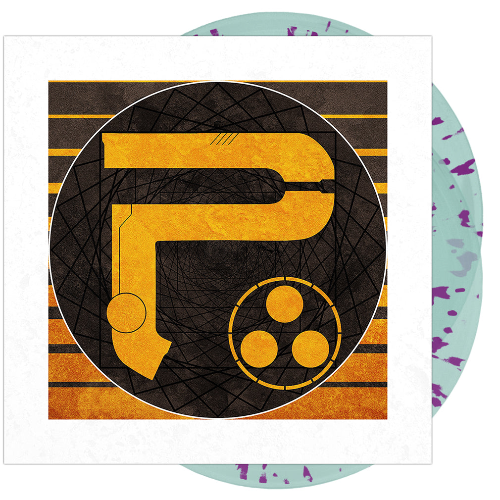 Periphery - 'P III: Select Difficulty' Coke Bottle w/ Purple Splatter Vinyl