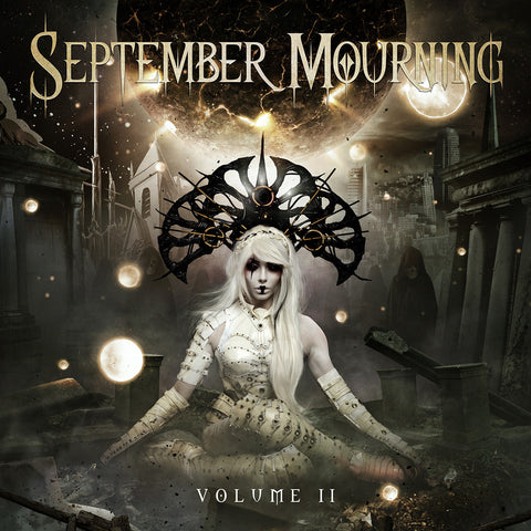 September Mourning - 'Vol II' CD Digipak