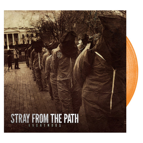Stray From The Path - Anonymous Orange Cream Variant