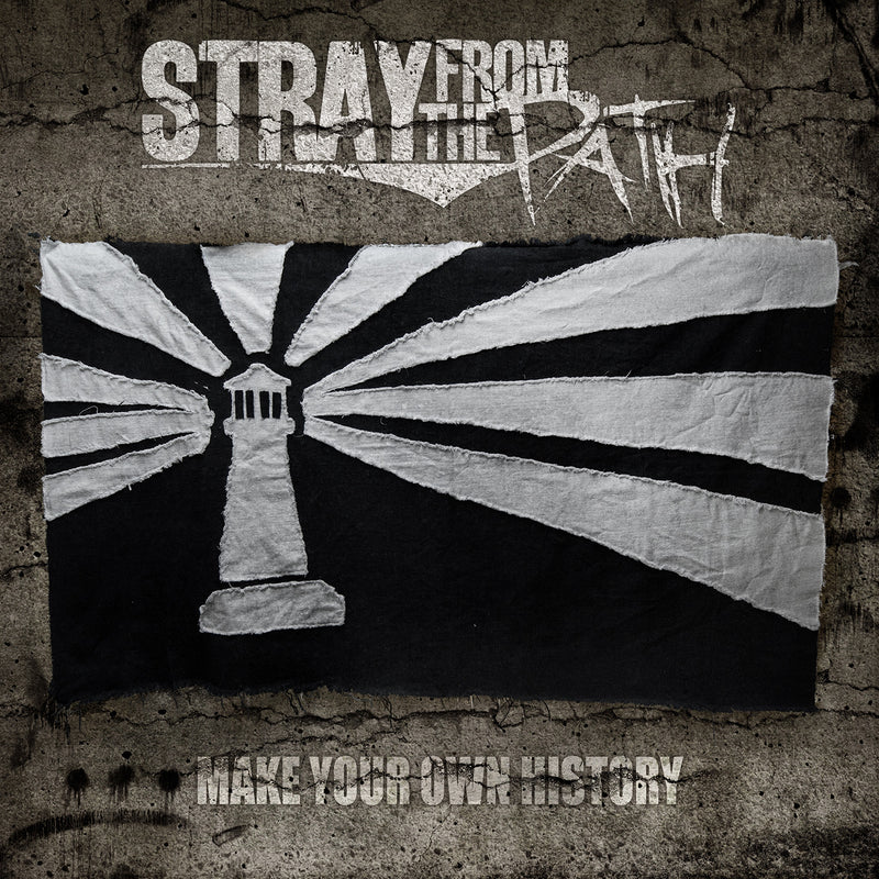 Stray From The Path - 'Make Your Own History' CD