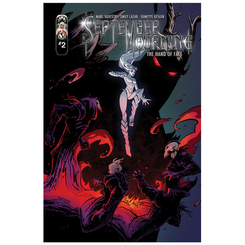 September Mourning - The Hand of Fate Comic Vol 2