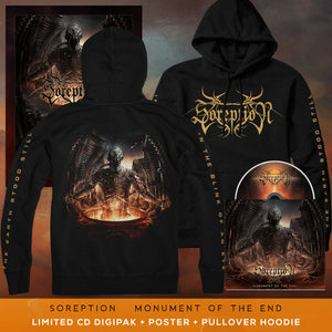 Soreption - 'Monument of the End' Hoodie Pre-Order Bundle
