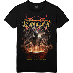 Soreption - M.O.T.E. Album Art Tee