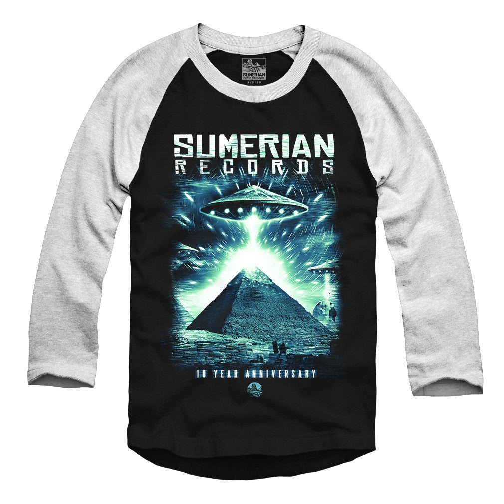 Sumerian Records 10 Year - UFO Raglan