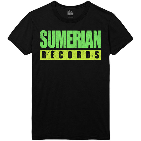 Sumerian Records - Classic Green