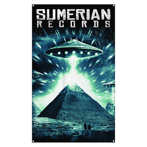 Sumerian Records - UFO Wall