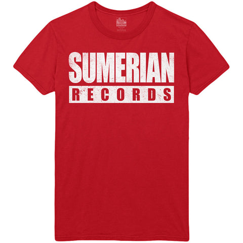 Sumerian Records - Classic Red