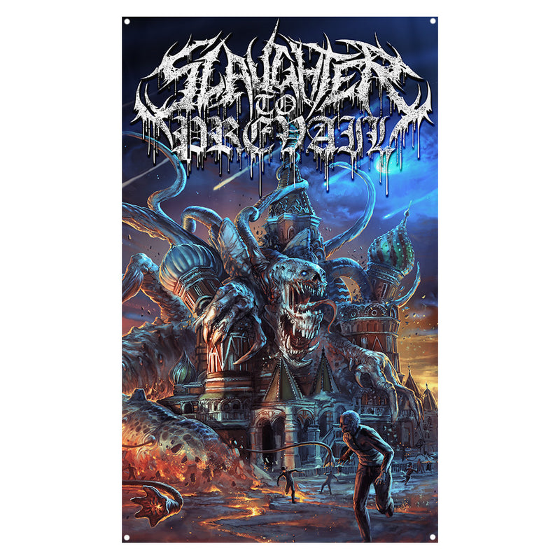 Slaughter To Prevail - Wall Flag