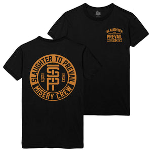 Slaughter To Prevail - Misery Crew Gold Ink Tee