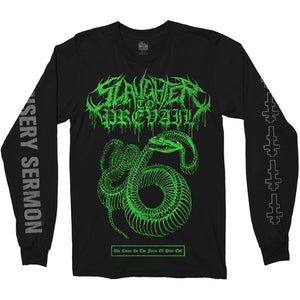 Slaughter To Prevail - Green Snake Longsleeve