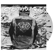 Stick To Your Guns - 'Diamond' Clear w/Black Splatter Vinyl