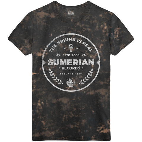 Sumerian Records 10 Year - Acid & Heat Tee