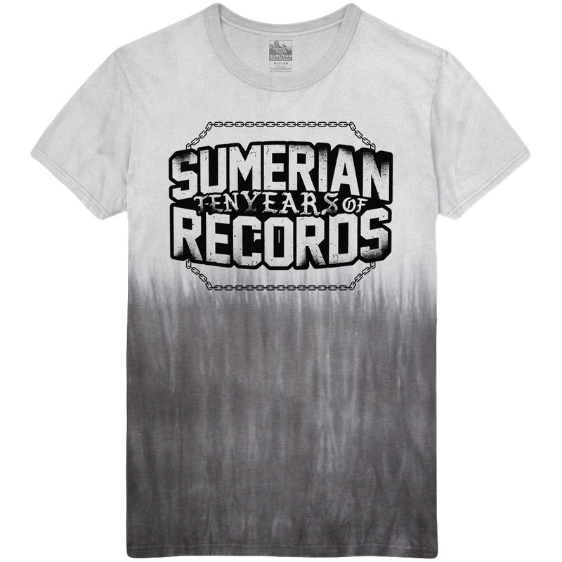 Sumerian Records 10 Year - Break The Chains Tee