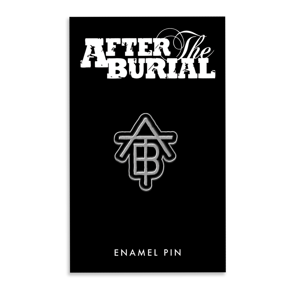 After The Burial - Silver Pin