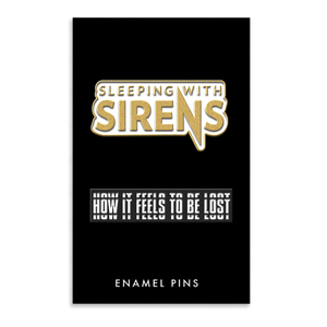Sleeping With Sirens - Pin Set