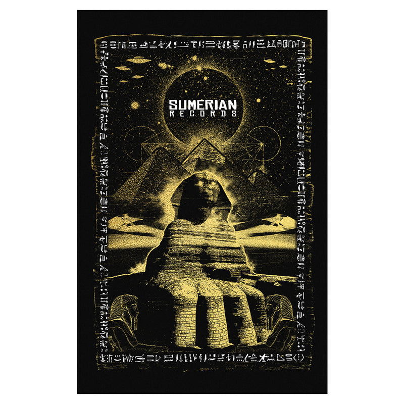 Sumerian Records - Sphinx Poster
