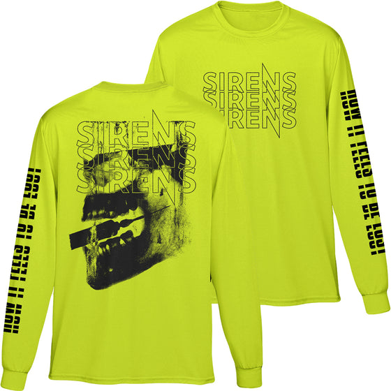 Sleeping With Sirens - Injection Long Sleeve