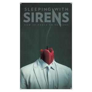Sleeping With Sirens - How It Feels To Be Lost Wall Flag