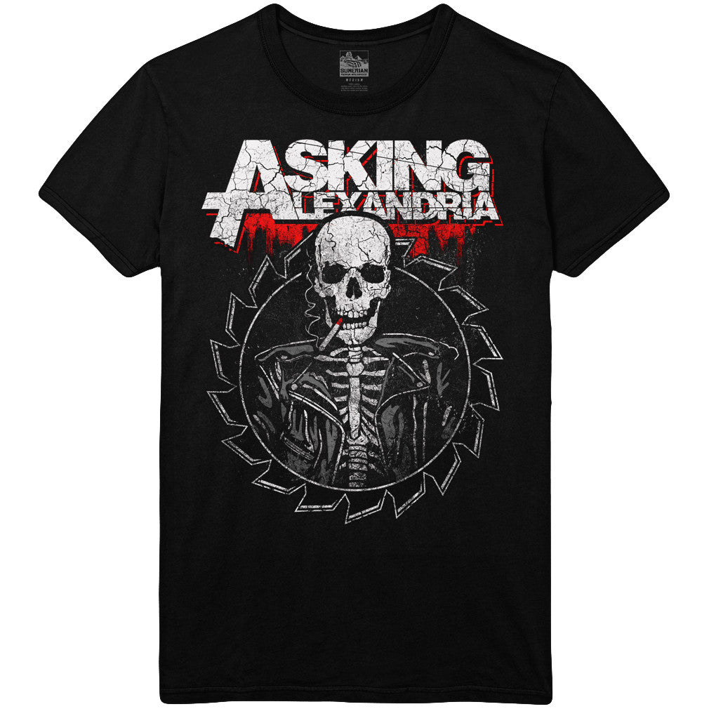 Asking Alexandria - Skeleton Saw