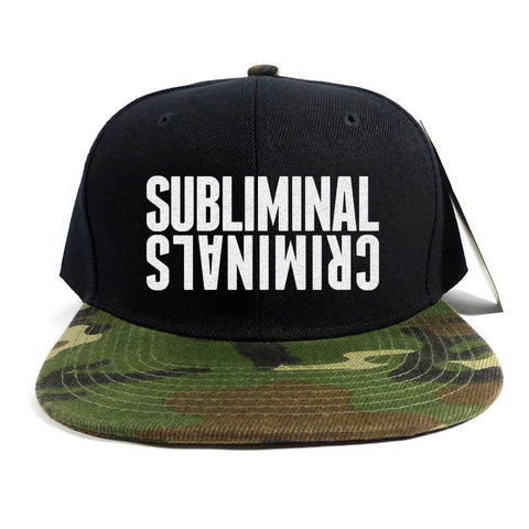 Stray From The Path - SC Camo Snapback