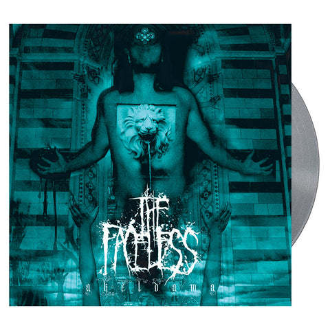 The Faceless - 'Akeldama' Metallic Silver Vinyl