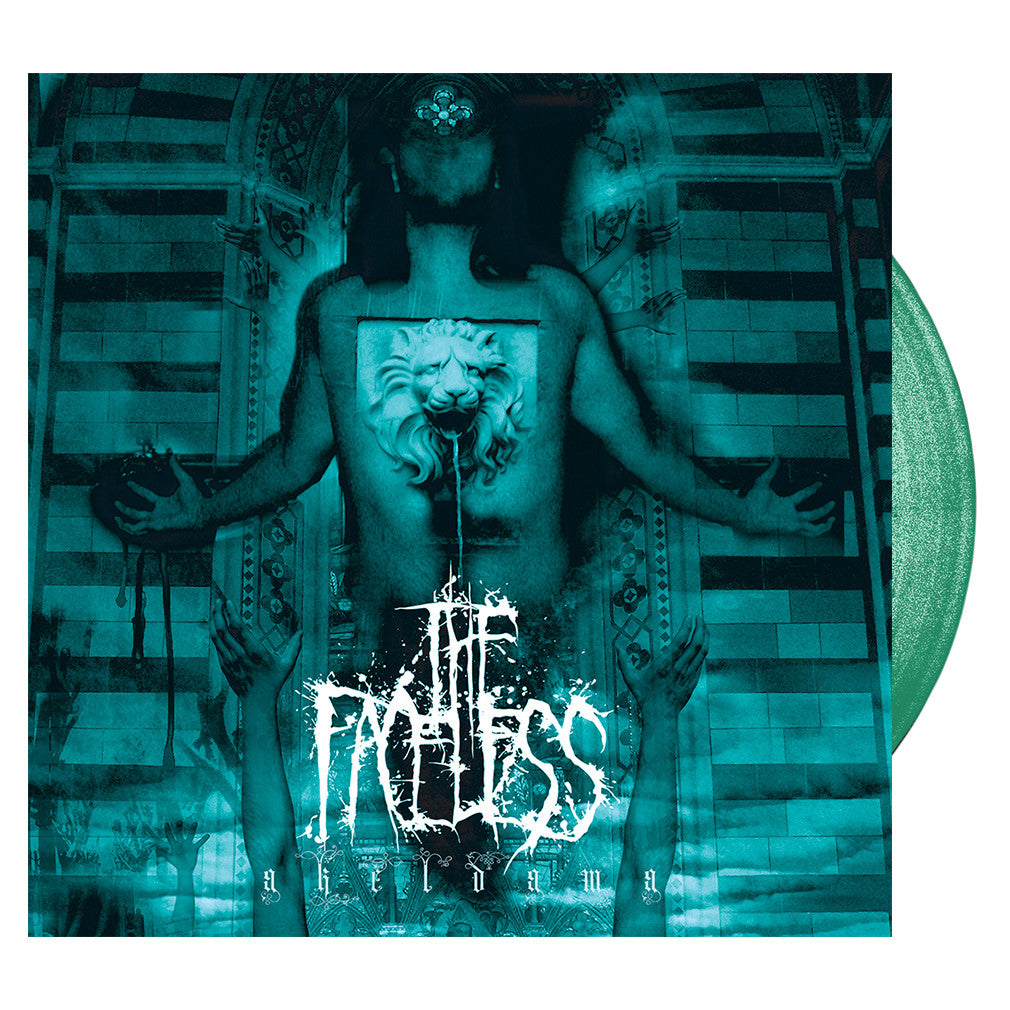 The Faceless - 'Akeldama' Trans Green Vinyl