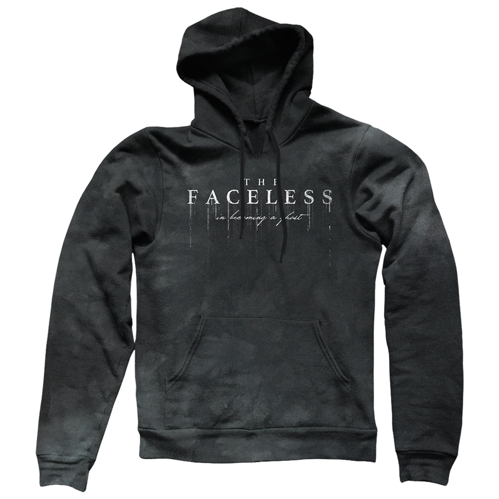 The Faceless - Digging The Grave Stone Wash Hoodie