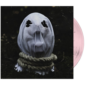 The Faceless - 'In Becoming A Ghost' Opaque Pink with Black Vinyl
