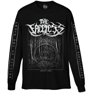 The Faceless - Black Star Longsleeve