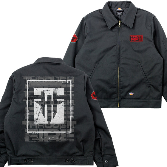 Through Fire - Breathe Work Jacket
