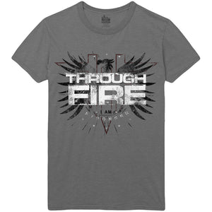 Through Fire - Stronger Tee