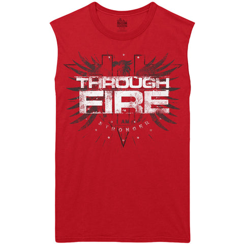 Through Fire - Stronger Sleeveless