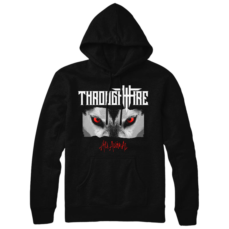 Through Fire - All Animal Hoodie
