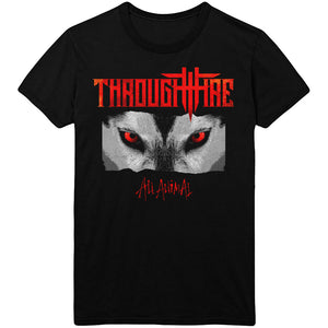 Through Fire - All Animal Album Art Tee