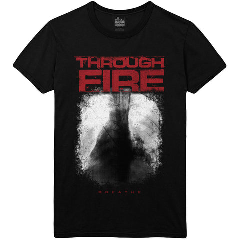 Through Fire - Lungs Tee